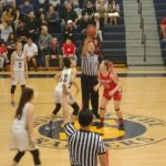 Girls Basketball Tryouts Dec. 11, 2020