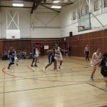 Girls Varsity Basketball beats Compton 50 – 43