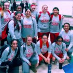 Girls Varsity Basketball falls to Tba 48 – 47
