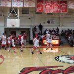 Boys Varsity Basketball beats Sonora 61 – 54