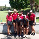 Girls Varsity Golf beats Western 268 – 301