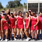 FUHS Varsity Girls Tennis Beat La Habra High 12-6