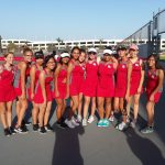 Girls Varsity Tennis beats Valley Christian 11-7.