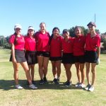 Girls Varsity Golf beats Buena Park 239 – 303