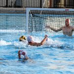 Varsity Boys Water Polo falls in over time to California 10-13