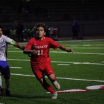 Boys Varsity Soccer falls to Savanna 2 – 1for 1st season loss