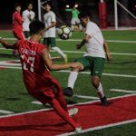 Boys Varsity Soccer beats Sonora 4 – 0 FHS second League win and fifth season shut out.