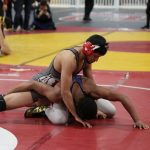Boys Varsity Wrestling beats Buena Park 48 – 33
