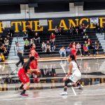 Varsity Girls Basketball loses to Sunny Hills