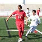 Boy's Varsity Ties Troy in double overtime 0-0