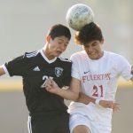 Boy's soccer beats Sunny Hills 2-0 for fifth shutout of the season