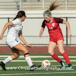 Girls Varsity Soccer beats Westminster 2 – 1