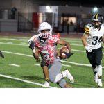 Boys Varsity Football beats Santa Fe 48 – 7