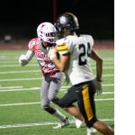 Boys Varsity Football beats Canyon/Anaheim 40 – 33