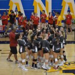 Lady Indians Defeated Anaheim in a 3-2 Thriller