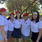 Girls Varsity Golf falls to Troy 226 – 263