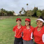 Girls Varsity Golf falls to Sunny Hills 253 – 287