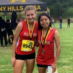 Girls Cross Country at the Wayne Walker Invitational