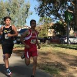Boys Cross Country Earns Three Medals at Sunny Hills Invitational
