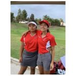 Girls Varsity Golf beats Buena Park 257 – 293