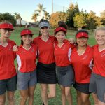 Girls Varsity Golf falls to La Habra 215 – 297