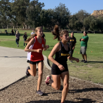 Second League Meet for Lady Indians Cross Country