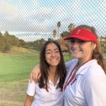 Girls Varsity Golf beats Buena Park 246 – 289