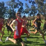 Boys Cross Country Averages 17:59 at O.C. Championships