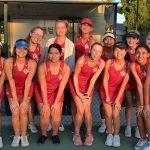 Girls Varsity Tennis beats Whittier 14 – 4