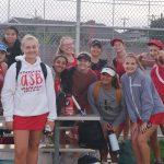 Girls Varsity Tennis beats La Quinta/Westminster 10 – 8