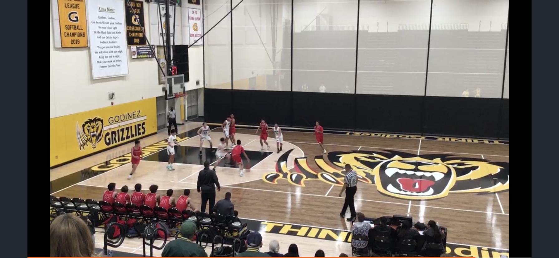 Boys Basketball beats Calvary Chapel/Santa Ana 60 – 40