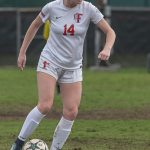 Girls Varsity soccer ties Tustin 2-2