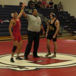 All Wrestling falls to Sunny Hills 42 – 39