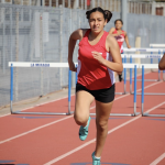 Girls Track finishes up non-league competition