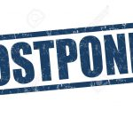 Varsity Football vs Colleton Co POSTPONED