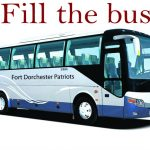 Football Booster Club Charters Fan Bus for Dutch Fork