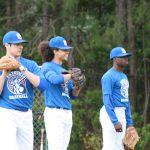 Baseball conditioning begins in December