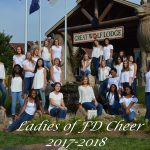 Cheer Tryouts 2018-2019