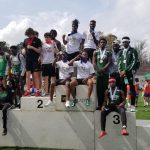 Fort Dorchester Boys Track finishes top 5 at Sandlapper Classic