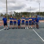 FDHS Boys Tennis falls 4-3 to West Ashley