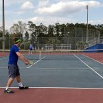 Fort D Boys Tennis defeats Cane Bay