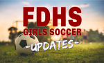 20-21 FDHS GIRLS SOCCER UPDATES