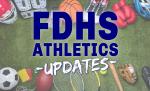 FDHS Athletics Updates