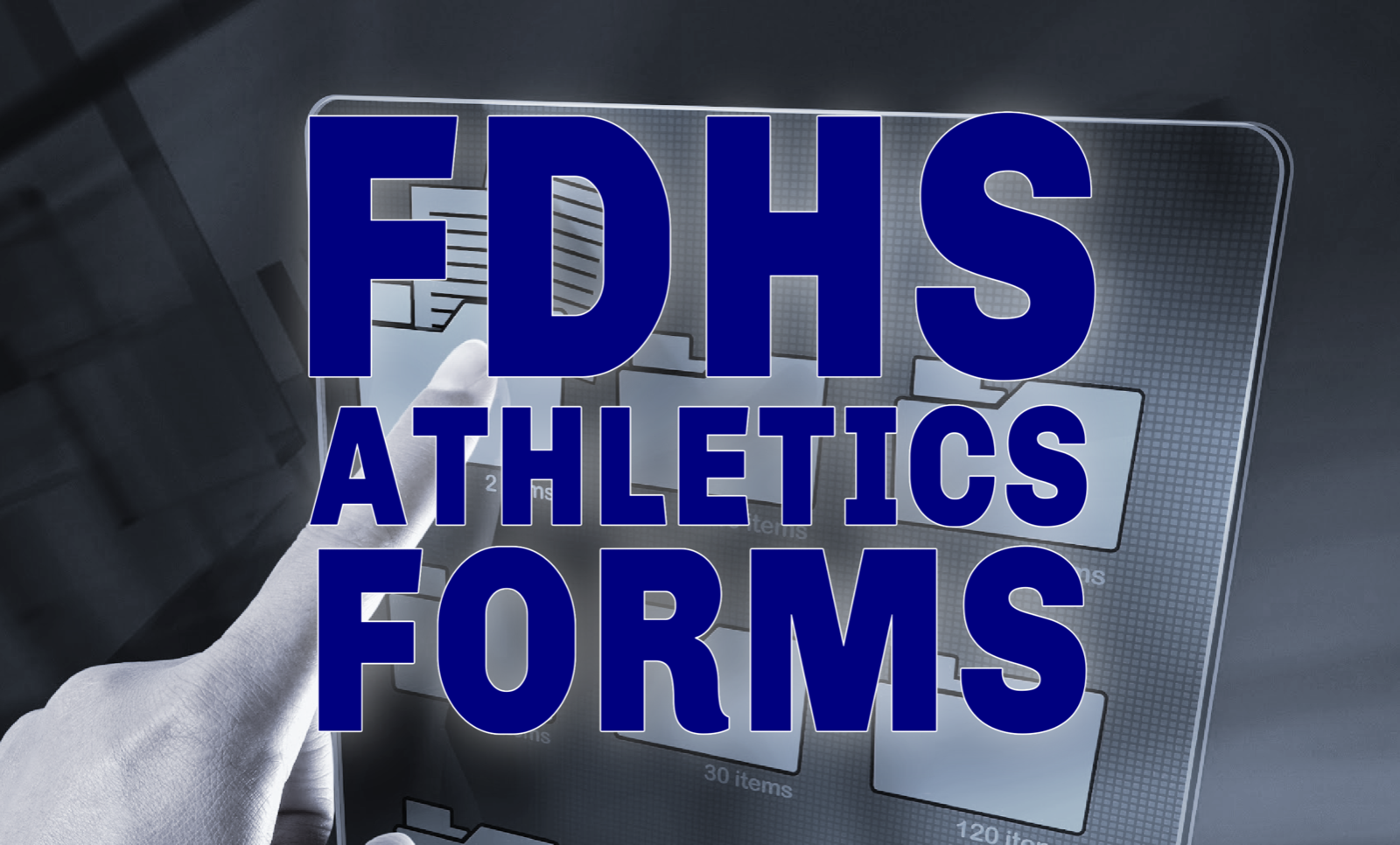 FDHS Athletics Forms