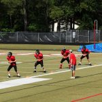 Update From Football Camp: Scrimmages Show Potential For 2014 Season