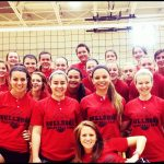 Volleyball Camp A Success