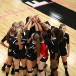 Volleydogs–Champions of the Silver Bracket at the Forsyth County Challenge