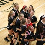 Volleydogs Advance In Region Play For First Time Since 2008