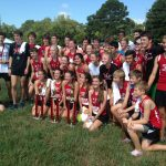 Cross Country Sweeps UGA Invitational
