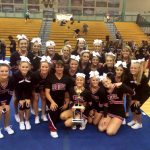 Competition Cheer Is Runner-Up At West Forsyth Invitational!